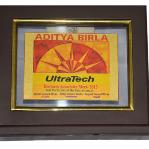 Ultratech-Award